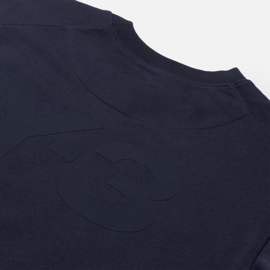 Мужская толстовка Y-3 Classic Back Logo Crew Neck Legend Ink