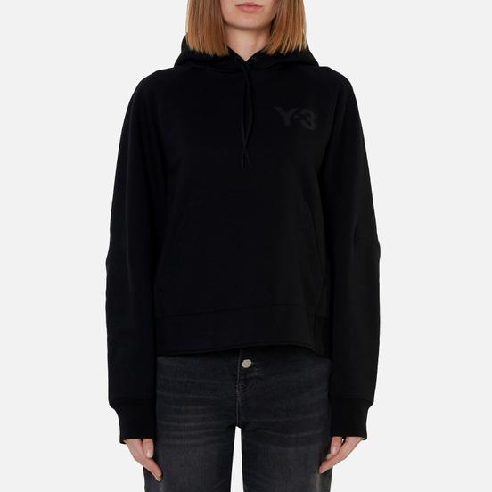 Женская толстовка Y-3 Classic Chest Logo Hoody Black