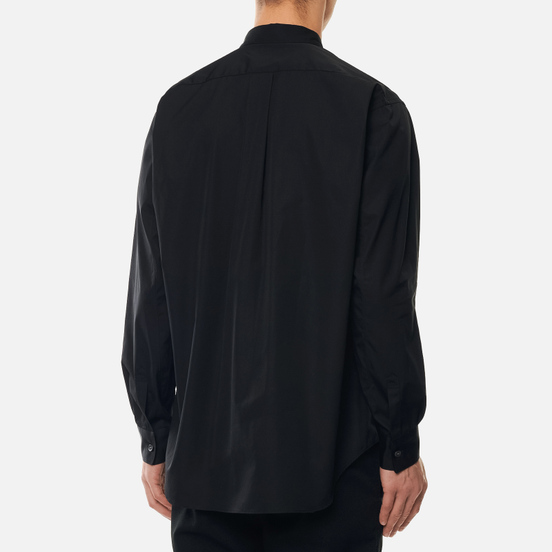 Мужская рубашка Comme des Garcons SHIRT Forever Wide Сlassic Black