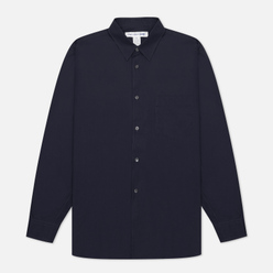 Мужская рубашка Comme des Garcons SHIRT Forever Wide Сlassic Navy