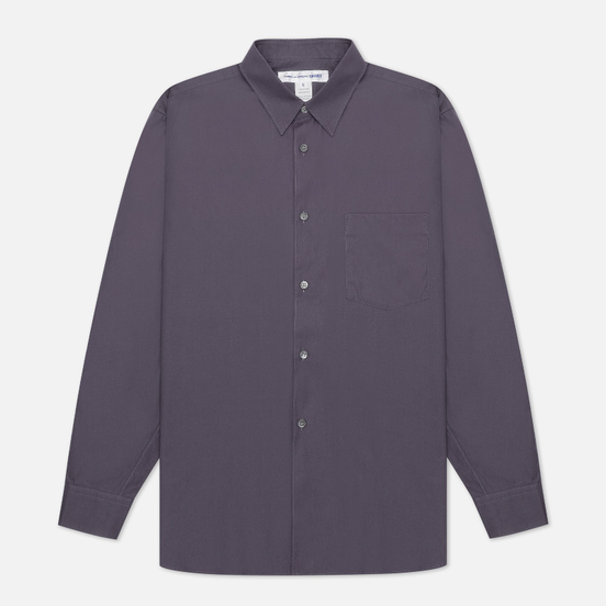 Мужская рубашка Comme des Garcons SHIRT Forever Wide Сlassic Grey