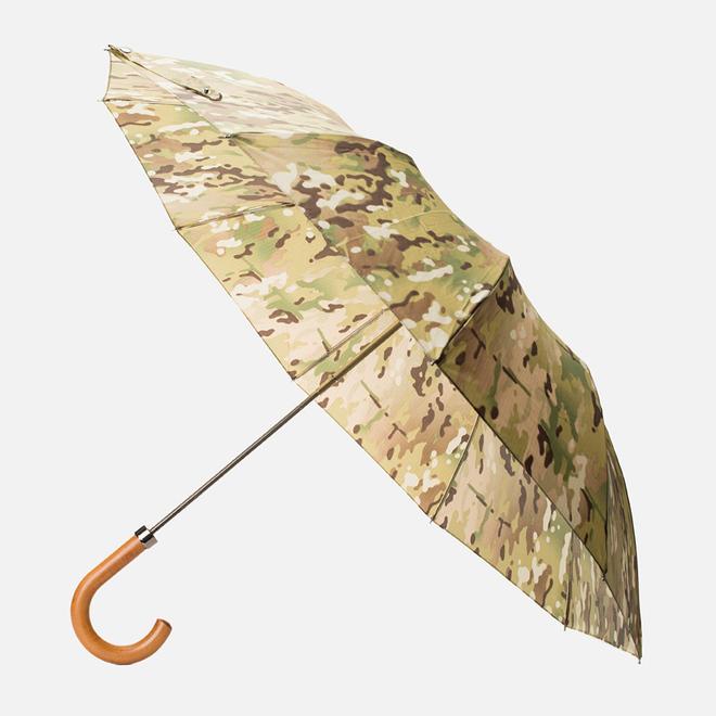 Зонт складной London Undercover Maple Handle Camo