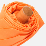 London Undercover Maple Handle Folding Umbrella Orange photo- 6