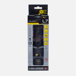Фонарь Led Lenser L7 Black фото- 4