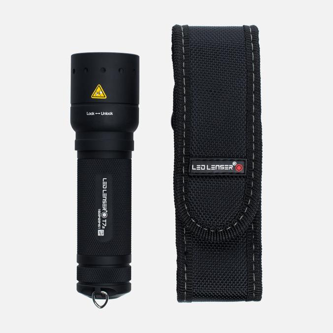 Фонарь Led Lenser T7.2 Black
