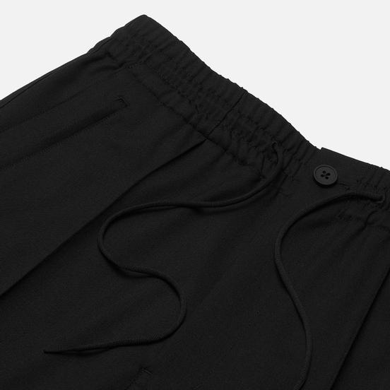 Мужские брюки Y-3 Classic Refined Wool Stretch Black