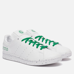 Кроссовки adidas Originals Stan Smith White/White/Green
