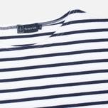 Мужская футболка Armor-Lux Mariniere Doelan White/Navy Blue фото- 1