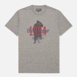 Мужская футболка Barbour Graft Grey Marl фото- 0