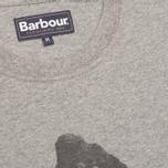 Мужская футболка Barbour Graft Grey Marl фото- 2