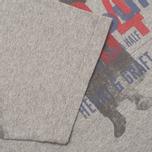 Мужская футболка Barbour Graft Grey Marl фото- 3