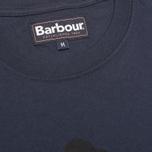 Мужская футболка Barbour Graft Navy фото- 2