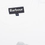 Мужская футболка Barbour Graft White фото- 2