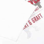 Мужская футболка Barbour Graft White фото- 3