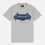 Мужская футболка Barbour International Flags Grey Marl фото- 0