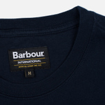Мужская футболка Barbour International Flags Navy фото- 3