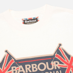 Мужская футболка Barbour International Flags Neutral фото- 1