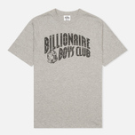 Billionaire Boys Club Arch Logo Men's T-shirt Heather Grey photo- 0