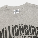 Billionaire Boys Club Arch Logo Men's T-shirt Heather Grey photo- 1