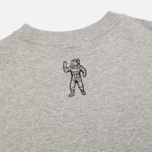 Billionaire Boys Club Arch Logo Men's T-shirt Heather Grey photo- 2