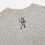 Мужская футболка Billionaire Boys Club Arch Logo Heather Grey фото- 2