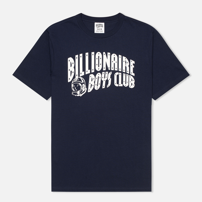 Мужская футболка Billionaire Boys Club Arch Logo Navy