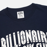 Мужская футболка Billionaire Boys Club Arch Logo Navy фото- 1
