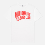 Мужская футболка Billionaire Boys Club Arch Logo White фото- 0