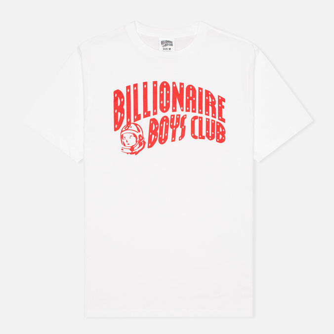 Мужская футболка Billionaire Boys Club Arch Logo White