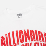 Мужская футболка Billionaire Boys Club Arch Logo White фото- 1