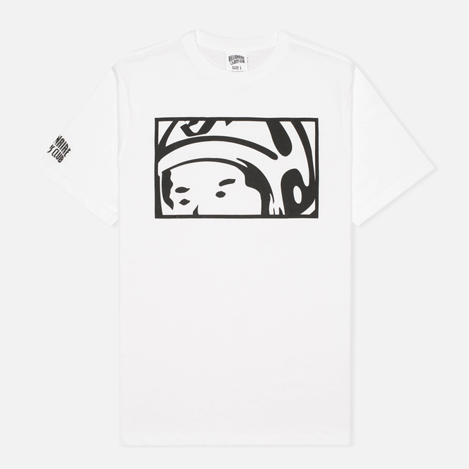 Мужская футболка Billionaire Boys Club Looking Helmet White