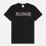 Мужская футболка Billionaire Boys Club Lux Bill Black фото- 0