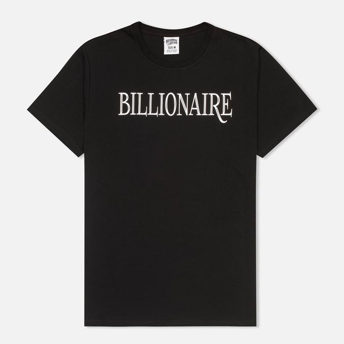 Мужская футболка Billionaire Boys Club Lux Bill Black