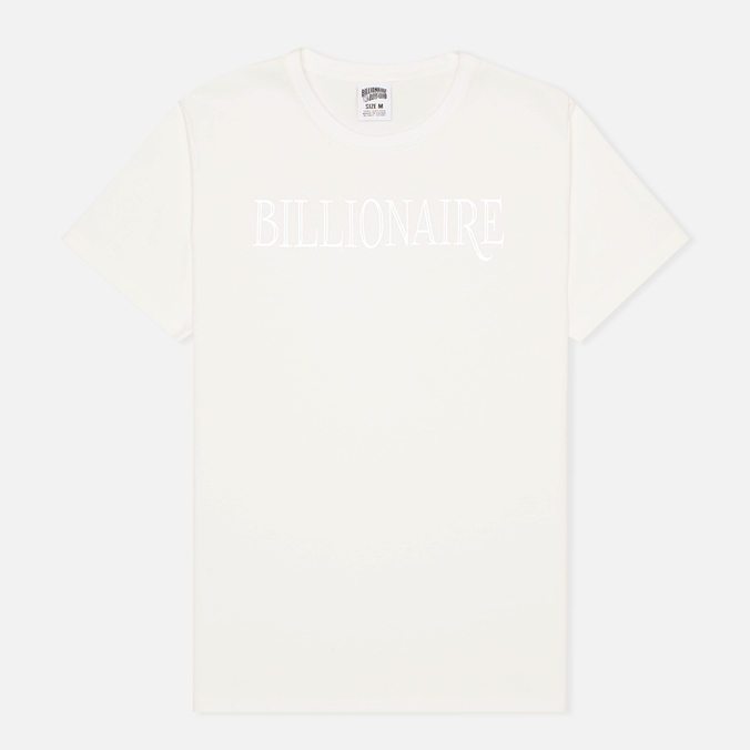 Мужская футболка Billionaire Boys Club Lux Bill White