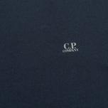 Мужская футболка C.P. Company Hood Print Blue фото- 3