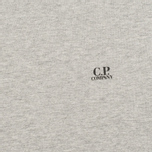 Мужская футболка C.P. Company Hood Print Grey Melange фото- 3