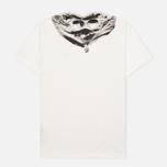Мужская футболка C.P. Company Hood Print White фото- 1