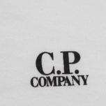 Мужская футболка C.P. Company Jersey Hood Print White фото- 3