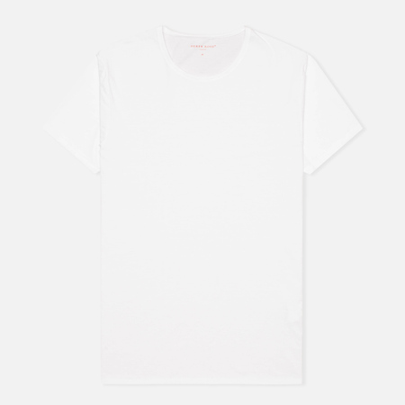 Мужская футболка Derek Rose 8005 Jack 1 Crew Neck White