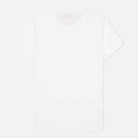Derek Rose Jack Crew Neck Men's T-shirt White