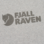 Fjallraven Logo Men's T-shirt Grey photo- 2