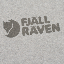 Мужская футболка Fjallraven Logo Grey фото- 2