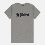 Мужская футболка Fjallraven Retro Grey фото- 0