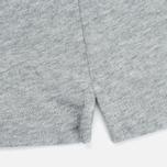 Мужская футболка Fjallraven Rock Logo Grey фото- 3