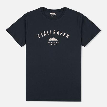 Fjallraven Trekking Equipment Men's T-shirt Dark Navy