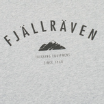 Мужская футболка Fjallraven Trekking Equipment Grey фото- 2