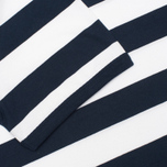 Fred Perry Striped Ringer Men's T-shirt White photo- 3