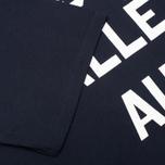 Maison Kitsune Je Suis Alle Men's T-shirt Navy photo- 3