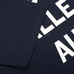 Мужская футболка Maison Kitsune Je Suis Alle Navy фото- 3