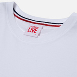 Lacoste Live Classic T-shirt White photo- 1